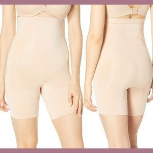 NEW Spanx Oncore High Waist Mid Thigh Shaper Large